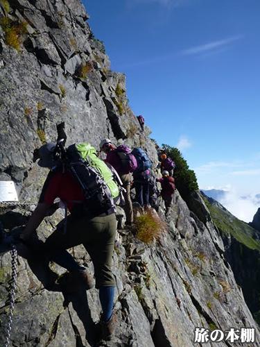 剱岳 | 日本百名山 ガイド | 登山ツアー 山登りツアー 山歩き 旅行|旅 ...