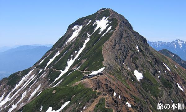 八ヶ岳/赤岳
