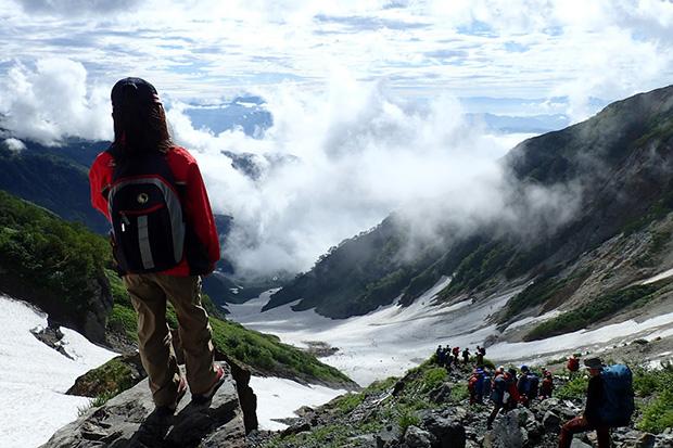 白馬岳 夏山の魅力が凝縮