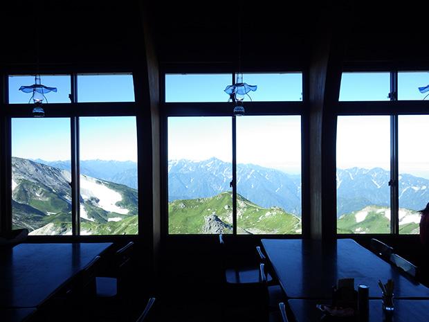 日本有数の山小屋