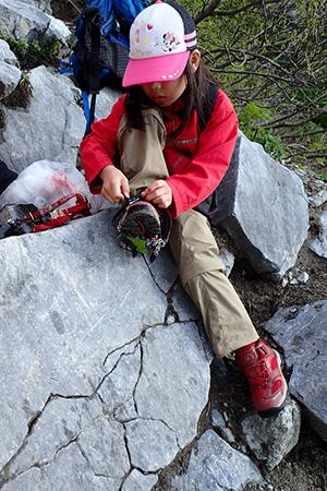 白馬岳に必要な登山装備