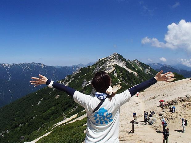 富士山の次に絶対に登りたい5つの山 燕岳編