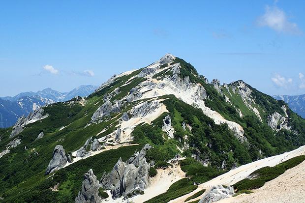 燕岳 初心者でも楽しめる北アルプスの入門コース