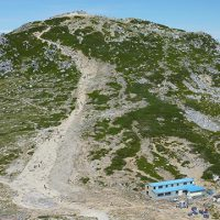 御嶽山・剣ヶ峰登頂 山小屋に泊まらない木曽の名峰登山