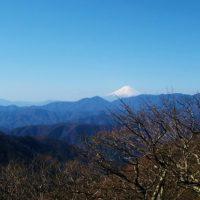 雲取山縦走と両神山