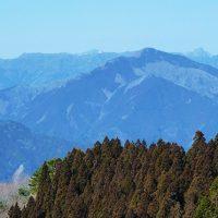 皇海山クラッシックルート