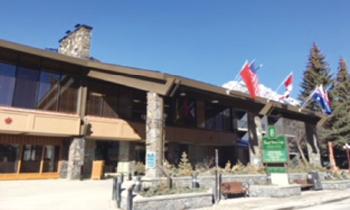 バンフ・パーク・ロッジ・リゾート&カンファレスセンター Banff Park Lodge Resort Hotel & Conference Centre