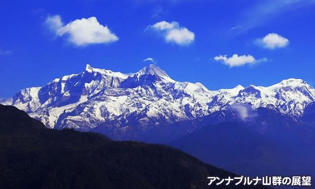 ネパール周遊 ヒマラヤの4つの展望台と世界遺産ルンビニ&チトワン国立公園サファリ 9日間