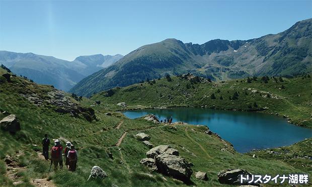 絶景のロッジに泊まり スイス・アルプスをたっぷり歩く