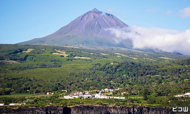 ポルトガル最高峰ピコ(2,351m)登頂とアゾレス諸島ハイキング