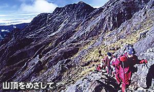 パプアニューギニア最高峰ウィルヘルム山(4509m)登頂と海のリゾート 8日間 山頂を目指して