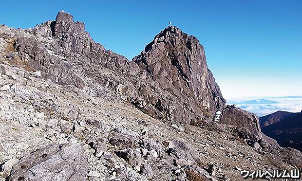 パプアニューギニア最高峰ウィルヘルム山(4509m)登頂と海のリゾート 8日間