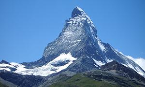世界一美しい山
