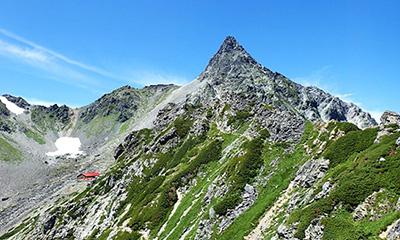 登山 日本 アルプス