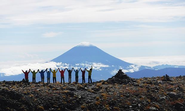 富士山の次に絶対に登りたい5つの山 北岳編