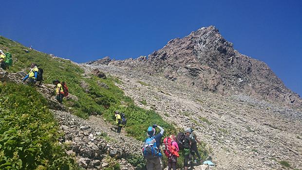 富士山の次に絶対に登りたい5つの山 槍ヶ岳編