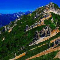 初心者のための山歩き教室 北アルプス 燕岳から北燕岳