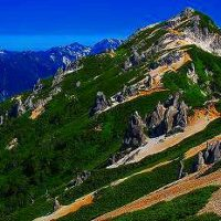 初心者のための山歩き教室 燕岳から北燕岳